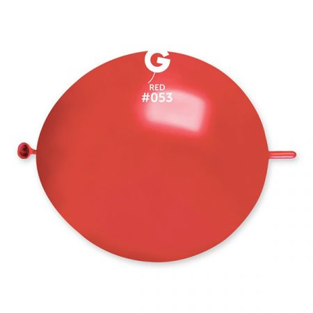 בלון G13 לינק מטאלי - 53 אדום 100 יח