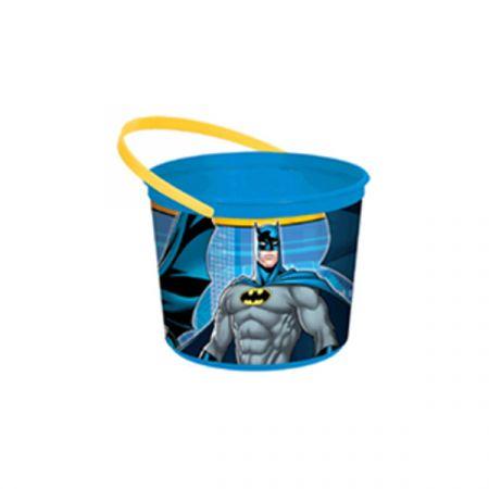 דלי ממותג 64oz -באטמן
