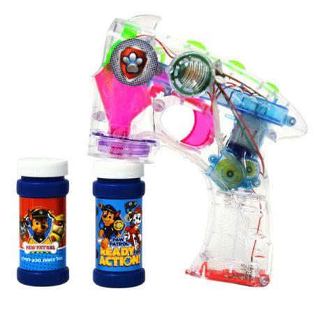אקדח בועות סבון - מפרץ ההרפתקאות