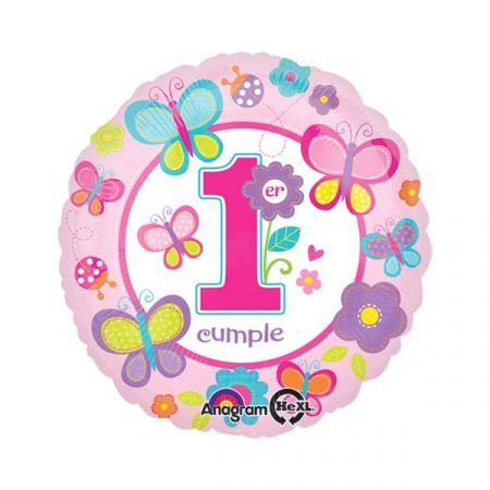 בלון מיילר 18- הולדת בת - יום הולדת 1