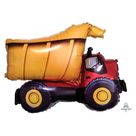 בלון מיילר 26- משאית זבל