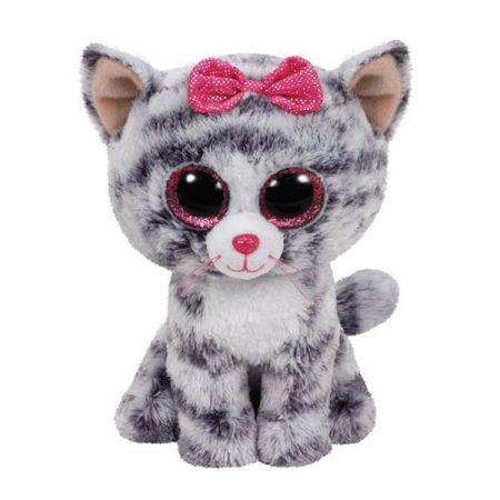 בובת TY עיניים גדולות (S) קיקי החתולה