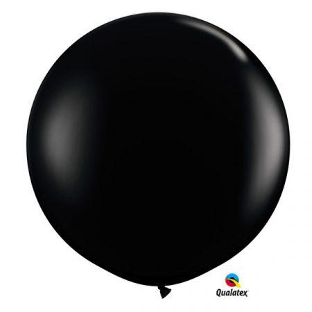 בלון Q3feet שחור2 יח בשקית (מחיר ליח)