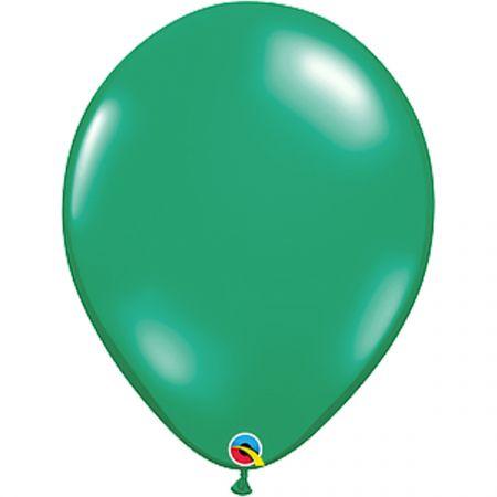 בלון Q16  ירוק אמרלד - 25יח