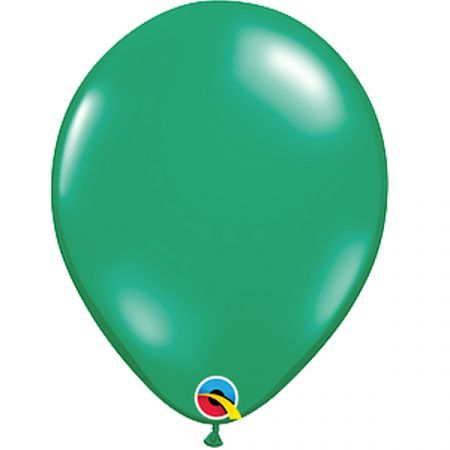 בלון Q11 אמרלד ירוק - 100 יח