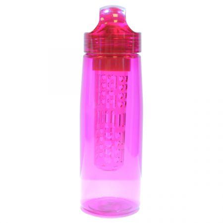 בקבוק לשתיית מים בטעמים- טריטן- 750 מל - ורוד