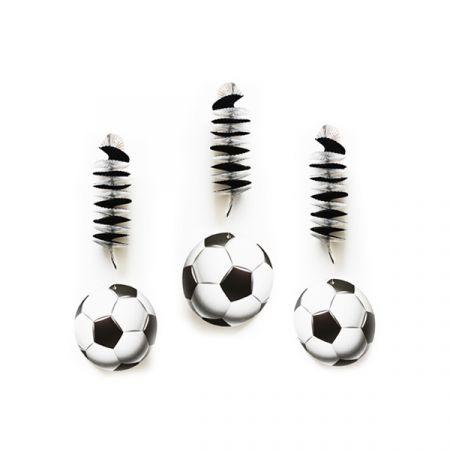 קישוט ספירלה נפתח -כדורגל