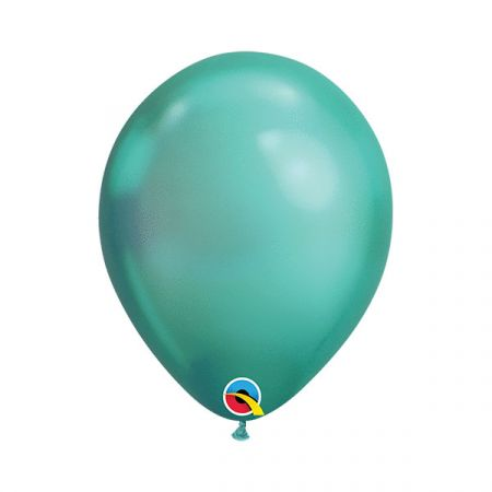 בלון Q11 כרום ירוק - 100 יח