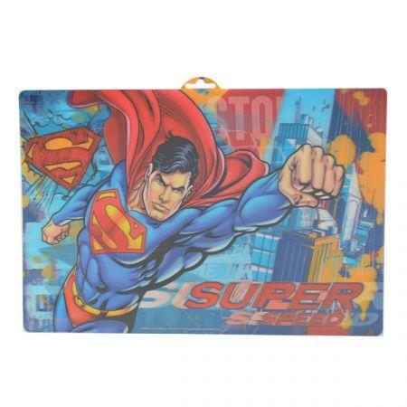 פלייסמט - סופרמן 3D