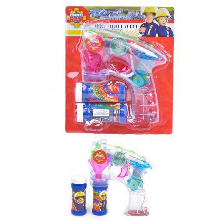 אקדח בועות סבון - סמי הכבאי(1X72)