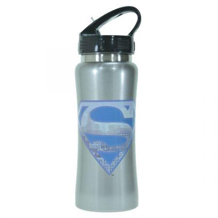 בקבוק נירוסטה מעוצב 500 מל - סופרמן