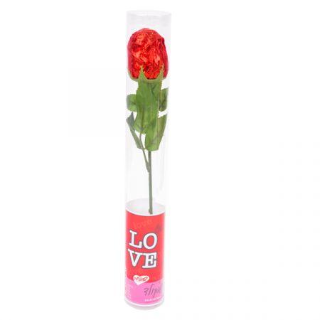 שוקולד ורד במארז יחיד 18 גר'