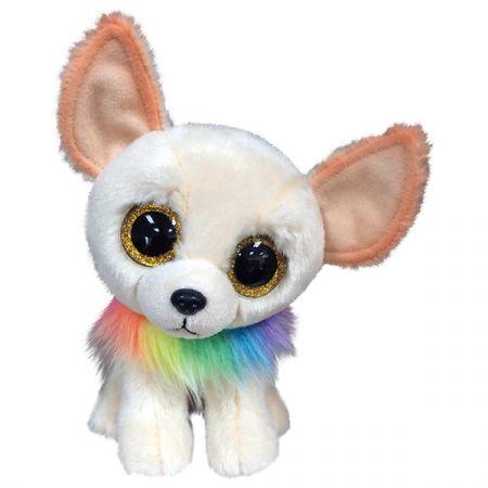 בובת TY עיניים גדולות (S) צ'ואי כלב ציוואווה