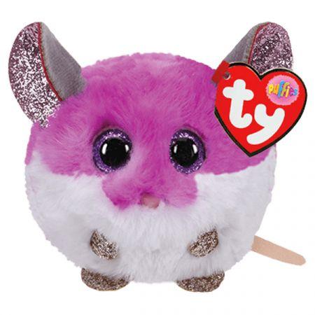 בובת TY עיניים גדולות - פאפיז - קולבי העכבר