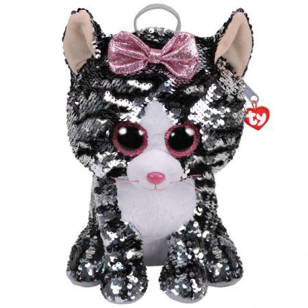 תיק גב- TY FASHION פאייטים- קיקי החתולה