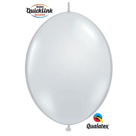 בלון Q6 לינק שקוף - 50 יח