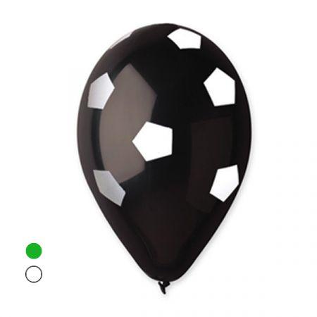 בלון G12- מודפס כדורגל 100 יח