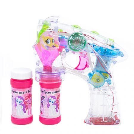 אקדח בועות סבון - הפוני הקטן שלי