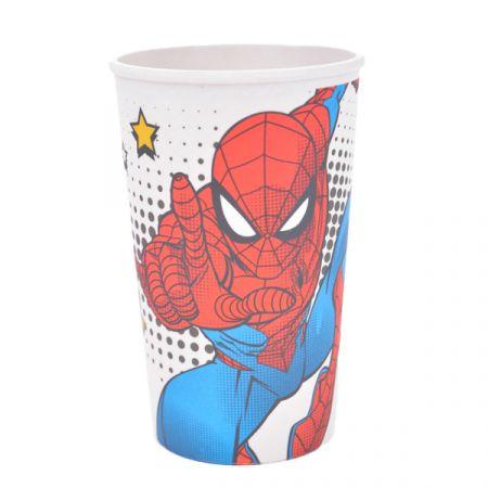 כוס במבוק- ספיידרמן-עיצוב חדש