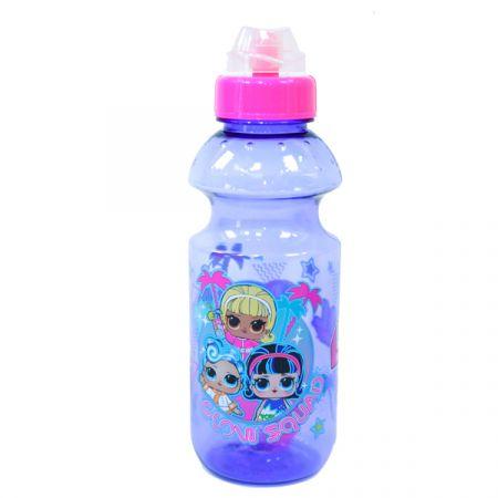 בקבוק פלסטיק 500 מל עם פיה מסתובבת- LOL