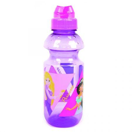 בקבוק פלסטיק 500 מל עם פיה מסתובבת - נסיכות