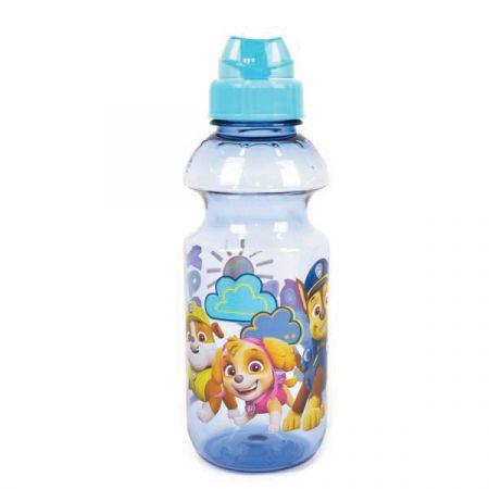 בקבוק פלסטיק 500 מל עם פיה מסתובבת- מפרץ ההרפתקאות