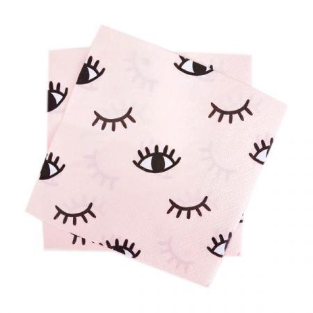 מפיות נייר 2 שכ 33X33 סמ 20 יח- עיניים