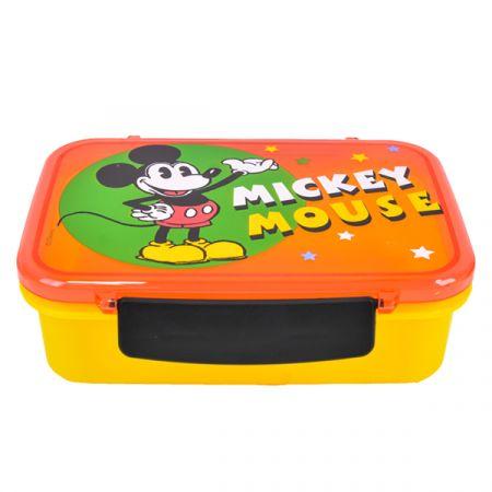 קופסת אוכל קליפסים - מיקי