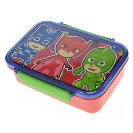 קופסת אוכל קליפסים - כוח פי גיי