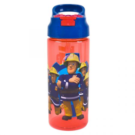 בקבוק פלסטיק 470 מל פיה מתקפלת - סמי הכבאי