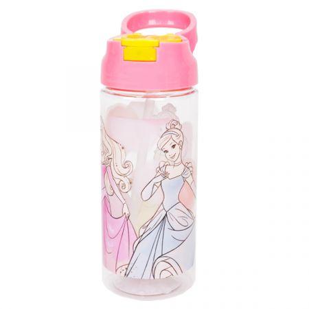 בקבוק פלסטיק 470 מל פיה מתקפלת - נסיכות