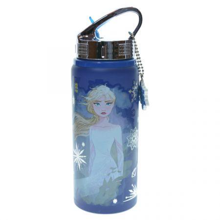 בקבוק ספורט אלומיניום - פרוזן II דגם מלכת הקרח