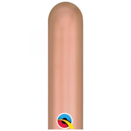 בלון Q260 כרום רוז גולד - 100 יח