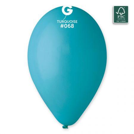בלון G120 טורקיז 68 - 50 יח