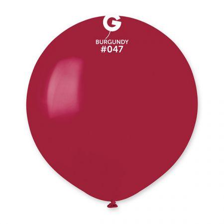 בלון G150 בורגונדי 52 - 50 יח