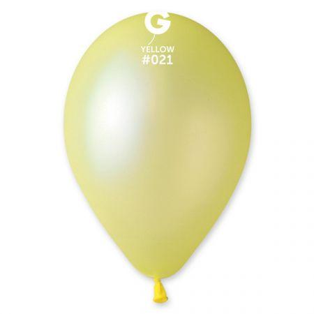 בלון G10- נאון צהוב 100 יח