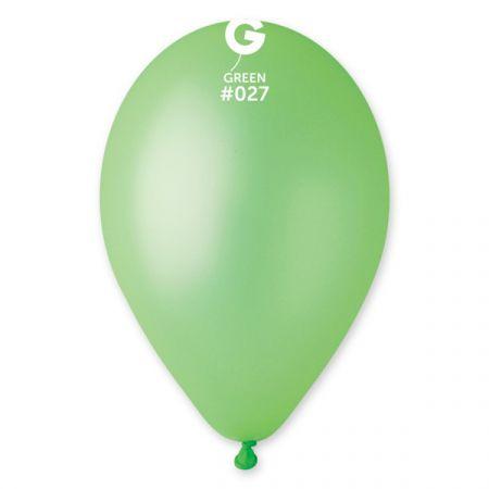 בלון G10- נאון ירוק 100 יח