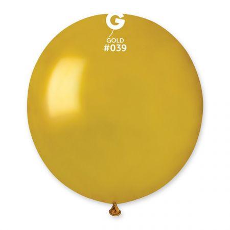 בלון GM150 זהב 039 - 50יח