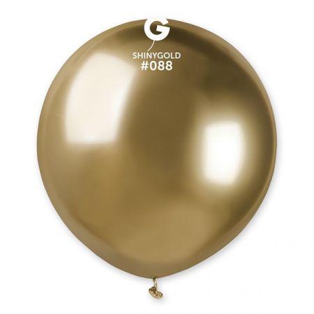 בלון G150 מבריק זהב 088 - 25 יח