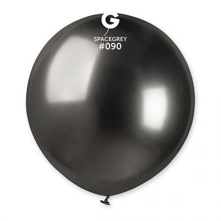 בלון G150 מבריק 090 - אפור 25 יח