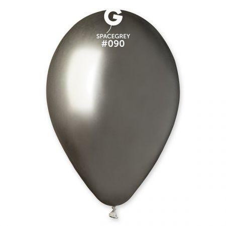 בלון G120 מבריק אפור - 50 יח