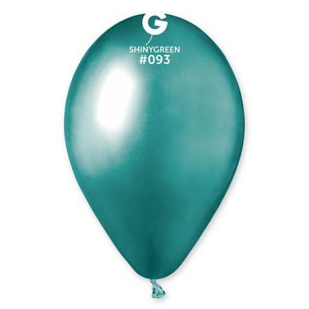 בלון G120 מבריק ירוק - 50 יח
