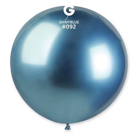 בלון GB30 מבריק -  כחול 92 5 יח