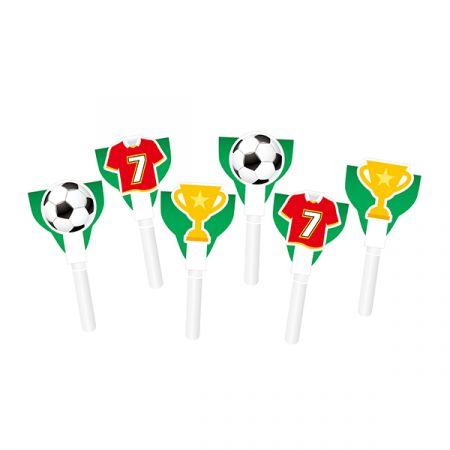 מנשפים 6 יח- כדורגל